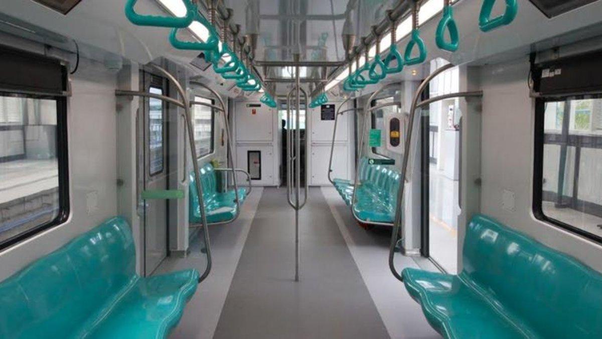 Kochi Metro Seating